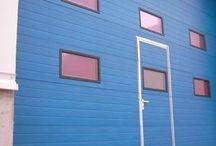 Seksiyonel Kapı / Kaliteli Seksiyonel kapı uygulama fotoğrafları