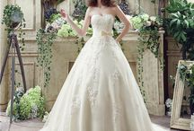 Wedding Bridal Gowns / Browse beautiful wedding bridal dress and find the perfect gown to suit your bridal style. Filter by designer, silhouette or type to find your perfect dress.