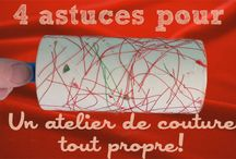 Astuces coutures