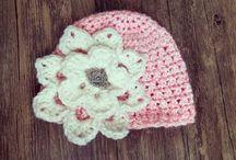 Crochet Baby Photography Props / Crochet handmade baby photography props.