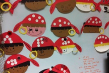 Pirates / Ideas to celebrate International Talk Like a Pirate Day (Sept. 19th) and to use year-round!