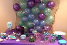 Alyvia's 8th birthday!! / Alyvia wants a mermaid themed birthday party this year!!