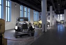 Dorados años 20 / Colección de vehículos de los años 20 del Museo Automovilístico de Málaga. http://www.museoautomovilmalaga.com