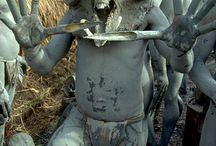 Tribal, Ethnic