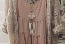 Fashion-Boho Inspired