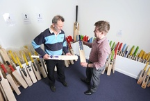 Newbery Cricket Shop / Pop in and visit our shop - located in the BrightonandHoveJobs County Ground in Hove! We carry up to 1000 bats, are open Mon-Fri 9.30–5 and Sat 9.30–12.30 and our phone number 01273 775770. We're always available to offer advice, recommend the right products for you, and repair, clean and service your bats.