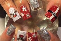 Winter (Xmas) nails