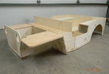 wood gokart