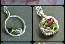 Jewelry - sparklies! / by Kim Hazlett