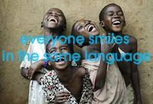 Everyone Smiles in the Same Language / We are all the same, we are all one
