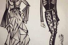 Silver Stone, the dress / Silver Stone, the dress