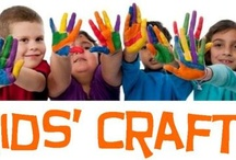 Kids Party Crafts / ideas for DIY crafts for kids and as an activity during a kids party or holiday event