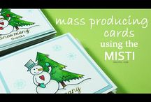 Cards - Misti