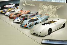 Porsche & Museum  / Porsche 911  Museum Zuffenhausen