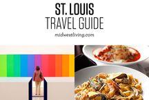 St. Louis Trip - Road Trip - Missouri
