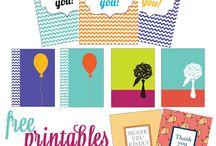 Printables / by Alisha Meazzo