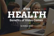 Benefits of Gaming / Anthony Beyer discusses the mental and physical health benefits related to playing video games in an original presentation dedicated to the subject.