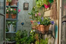 Kertek és belső dekor