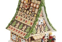 Gingerbread House Lebkuchenhaus / gingerbread houses Lebkuchen German Gingerbread Christmas house