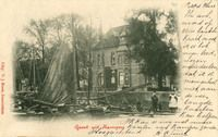 Oude schepen Kampen