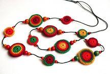 jewellery crochet