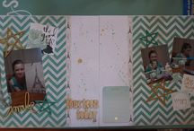 My Heidi Swapp Creations / These layout are what i have created from my own design or from sketches. Thank you to all the wonderful people for you designing of these sketches :)