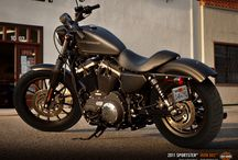 Iron 883 ideas / by Derrick Schwab