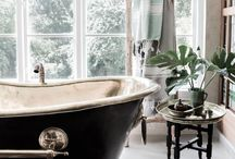 Time for some bubbles / Beautiful bathrooms