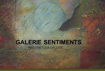galerie / http://www.galeriesentiments.cz/   obrazy, grafika, keramika, plastiky
