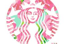 Starbuck On Lilly Pulitzer