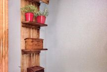 Rustic home / For the rustic home - items both big and small / by Raitis