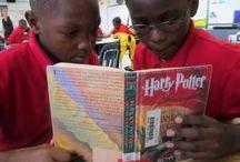 Homeschool:  ELA: Harry Potter Book Club / by KC