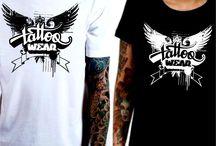TattooWear Classic / Tattoowear T-shirts
