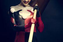 Harley Quinn / by Michael Noel