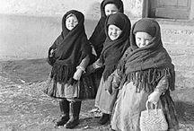 régi fotokgyerekek