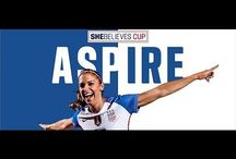 USA vs England - 2018 SheBelieves Cup, March 7