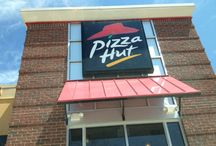 My Pizza Places / Greg hefley