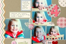 Scrapbooking / Scrapbook / by Dani Hallows