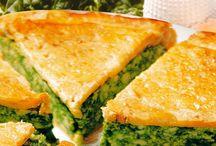 TORTE SALATE E SNACK / Le nostre torte salate e le proposte snack sono pratiche da preparare e perfette per le occasioni più diverse: dal pasto veloce alla merenda, dal pic-nic alla festa fra amici, dal buffet all'aperitivo.