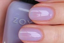 Zoya and China Glaze