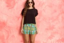 Island Collection Shorts and Pants