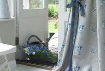 Visillos y cortinas