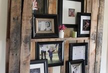 Rustic Decor / by Cathy Griffin