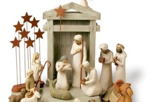Christmas cribs/Nativity