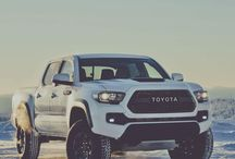 2017 Toyota Tacoma TRD @ Milton Toyota in Ontario / Welcome to Milton Toyota, your certified Toyota dealership in Ontario. We are presenting the new 2017 Toyota Tacoma TRD. Whether tackling treacherous snow-covered terrain, driving off the beaten path, or surviving extreme conditions where roads fear to tread, the adrenaline-pumping TRD Pro Series from Toyota is up for any challenge.