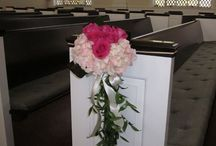 Aisle Decor / #aisledecor #triasflowers #weddings #events #flowers #elegant #miami www.triasevents.com