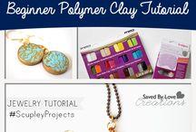 polymer clay jewlery