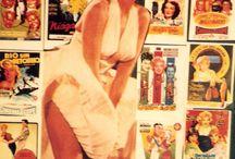 Marilyn y sus películas / carátulas