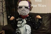 Kids - Star Wars / Star wars, food ideas, star wars activities, star wars parties, star wars ideas