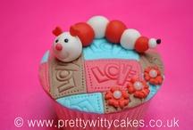 Cakes/cupcakes/deco.cookies/icing / by darlene hacker